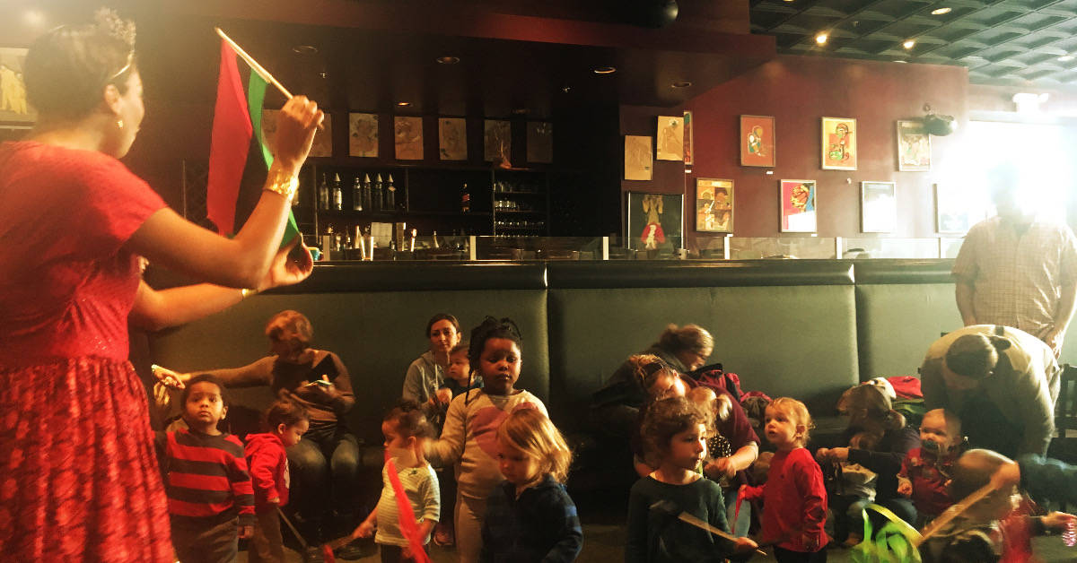 Rise and Rhyme at Hyattsville's Busboys & Poets