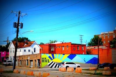 Mural in Hyattsville