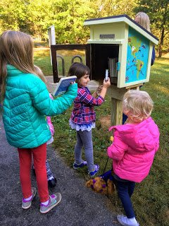 Little Free Library in University Park