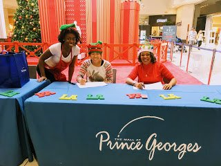 SantaFest Mall at Prince Georges