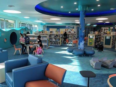 New Carrollton Library Renovated