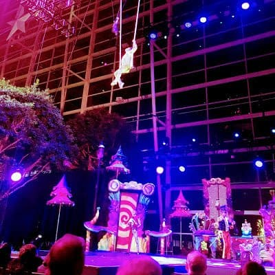 Cirque Dreams Unwrapped at Gaylord National Harbor