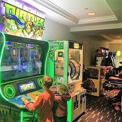 Arcade at National Harbor