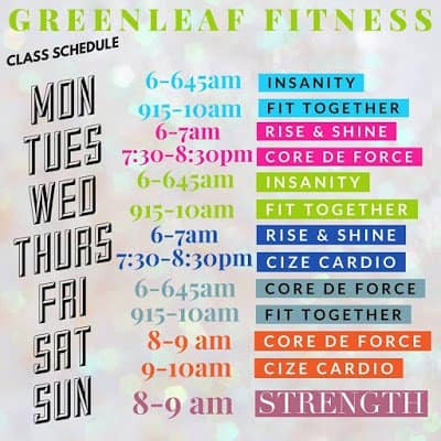 Greenleaf Fitness