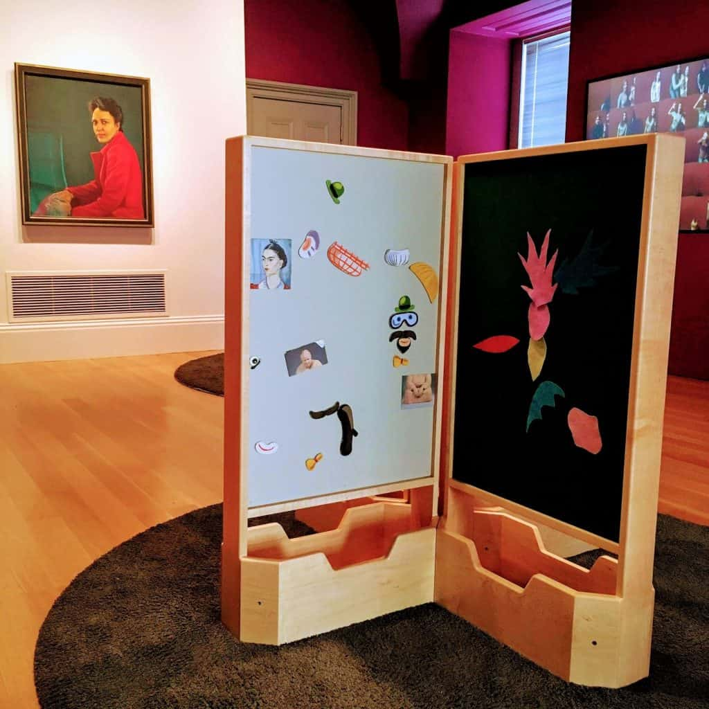 Explore Room National Portrait Gallery