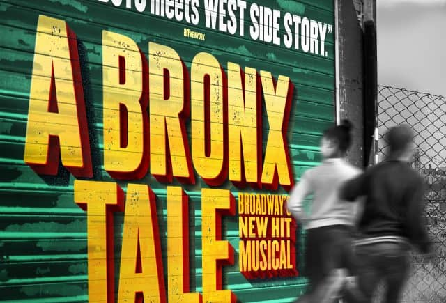 A Bronx Tale National Theatre