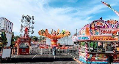 Carnival at University Town Center, Hyattsville