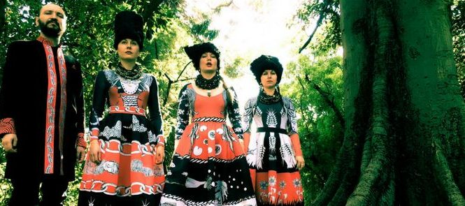 DakhaBrakha perform at the Clarice this weekend!