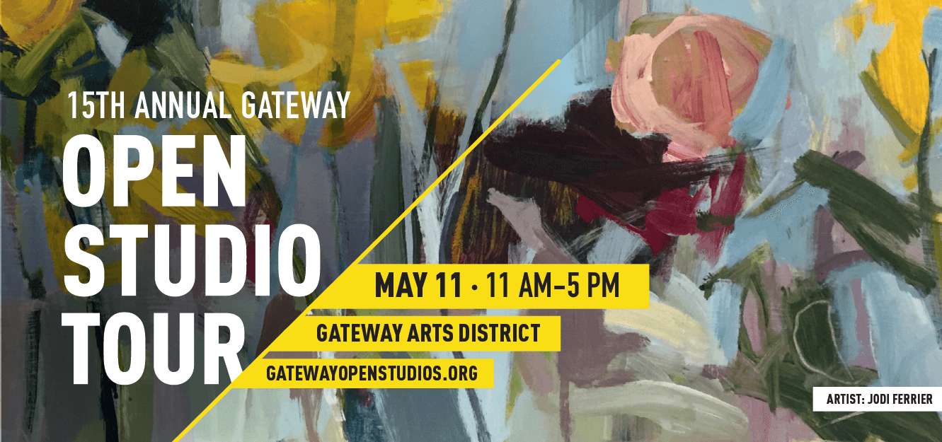 Gateway Open Studio Tour 2019