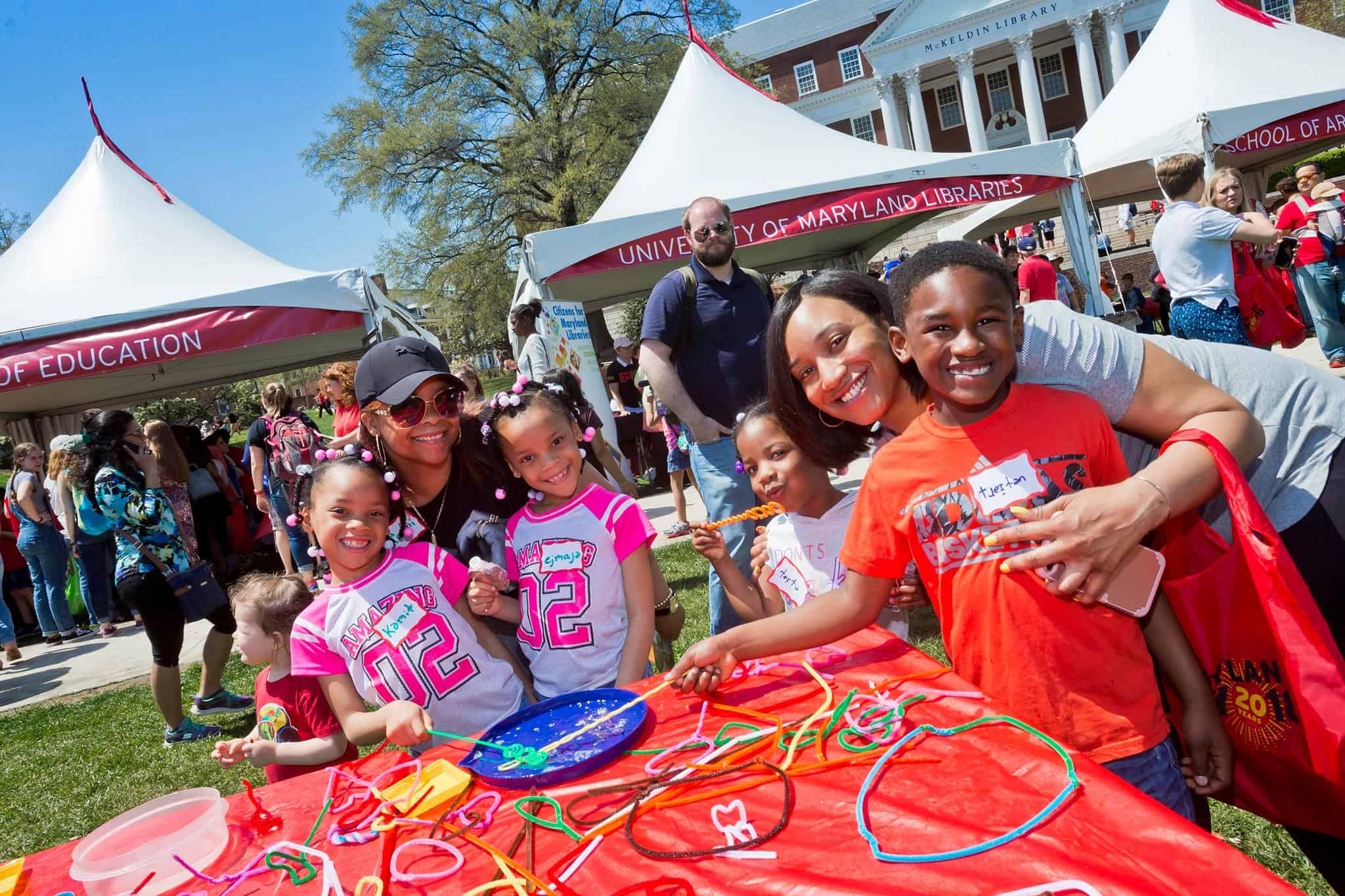 Maryland Day is this weekend!
