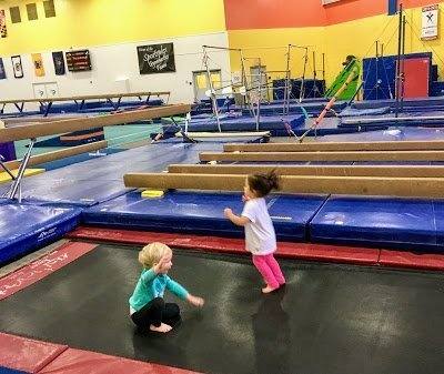 Open Gym Fun for toddlers and preschoolers at PG Sports & Learning Complex