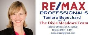 Tamara Beauchard, Real Estate Agent for Route 1 Corridor