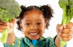 Eco City Farms Veggies and Kids!