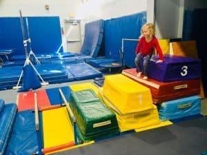 Preschooler Open Gym at Fairland