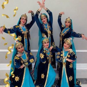 Silk Road Dance Company at Joe's Movement Emporium this weekend