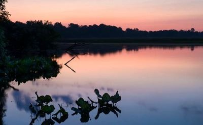 Sunset Boat Tour at Patuxent River