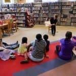 Circle Time at Takoma Park Library