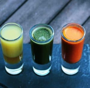 Gangster Vegan Organics Wellness Shot