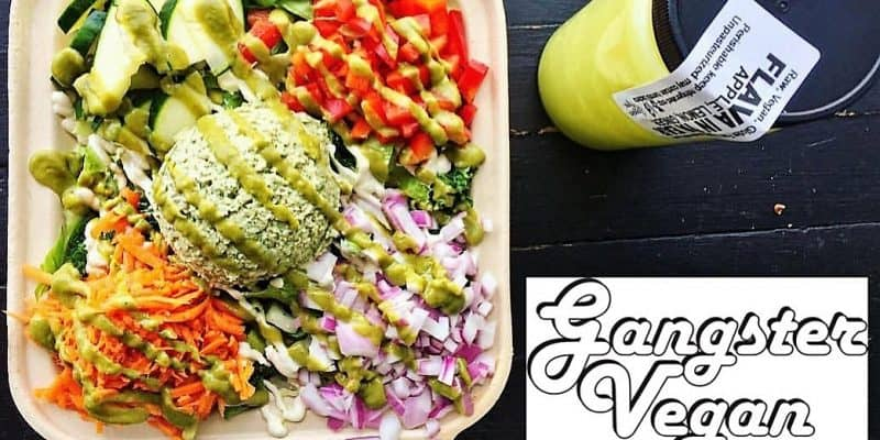 Riverdale Park's Gangster Vegan Organics to Open this Fall