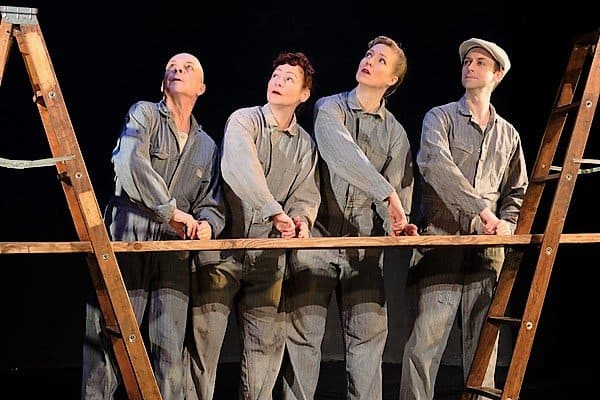 """Happenstance Theatre's """"Pantheon"""" is playing at Joe's Movement Emporium this weekend!"""