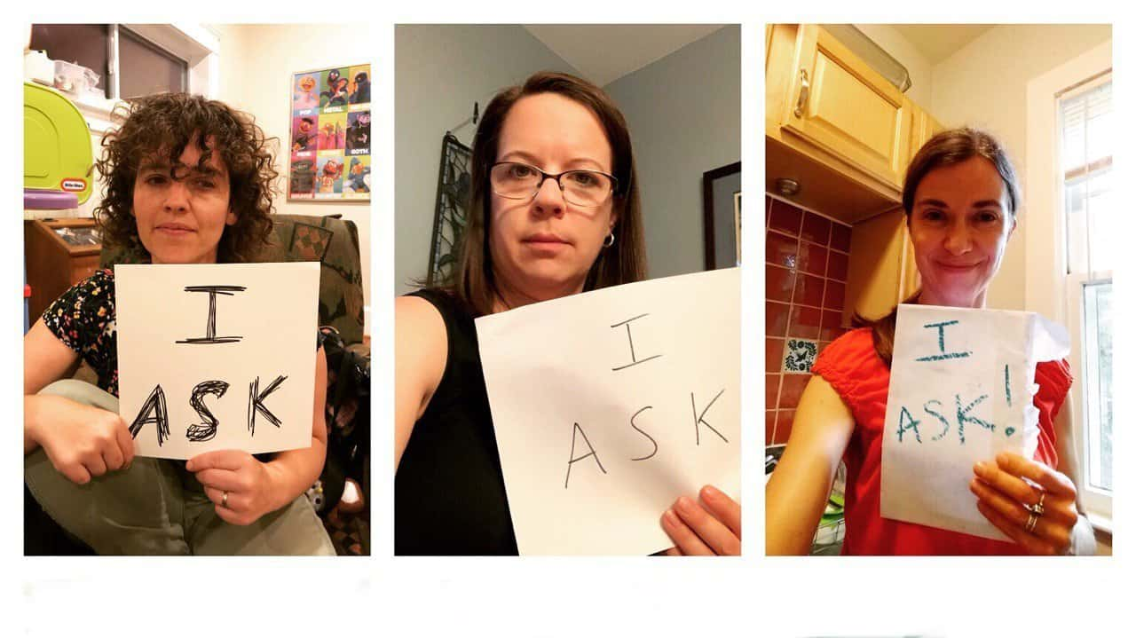 ASK Asking Saves Kids Campaign