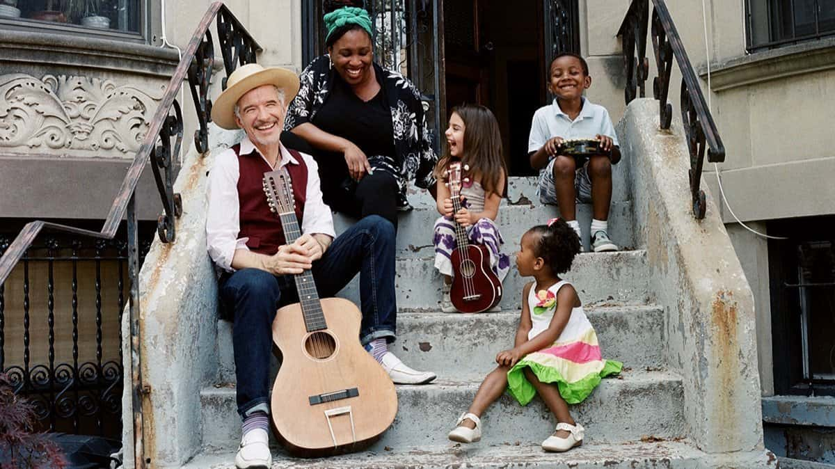 Smithsonian Folklife Festival featuring Dan and Claudia Zanes is this weekend!