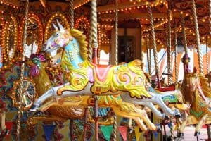 Plenty of fun rides to enjoy at the Carnival!