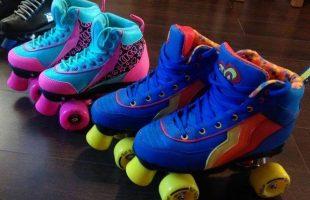 Roller Skate this weekend in Greenbelt