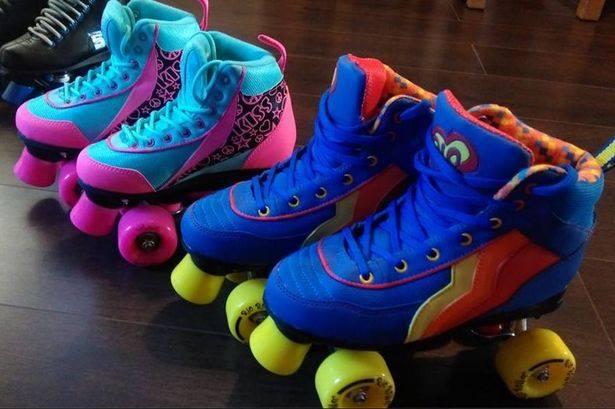 Roller Skate this weekend in Greenbelt