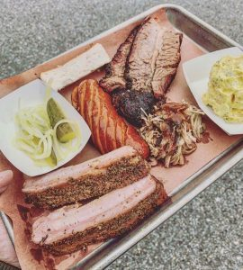 250 Texas BBQ Meal