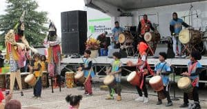 Celebrate Africa festival at Bladensburg Waterfront Park
