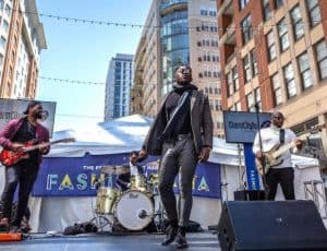 Funsho's bringing his R&B magic to College Park Day!