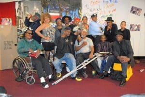 Milt Matthews Foundation for the Homeless performance this weekend at Joe's Movement Emporium