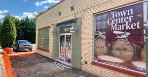 Town Center Market, Riverdale Park is getting an even bigger patio!