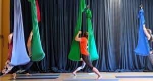 Upspring Studio Aerial Yoga