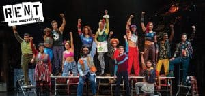RENT is coming to DC's National Theatre