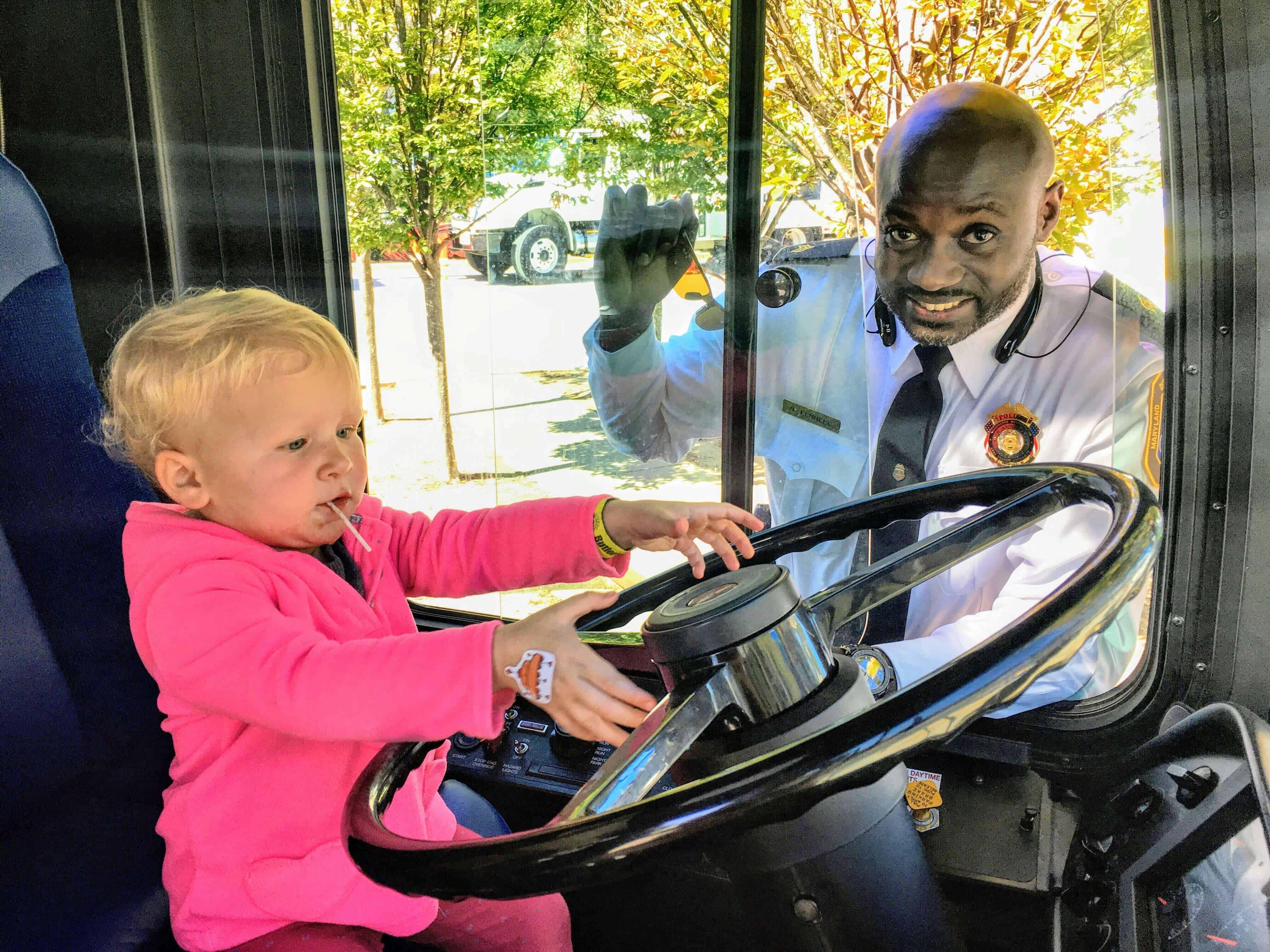 Always one of our fave events - CASA PG's Touch-a-Truck is this weekend!