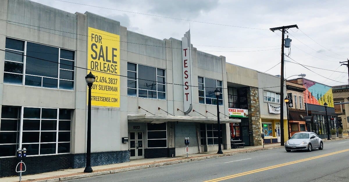 Will's Decorating is moving to the TESST building in Hyattsville
