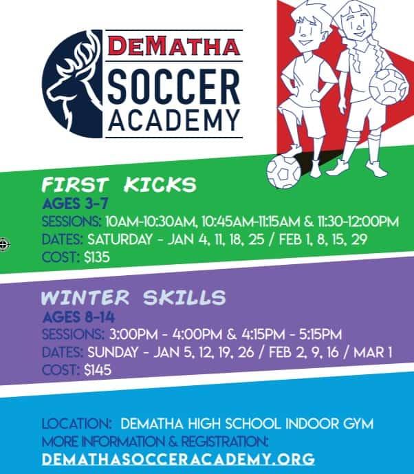 DeMatha Soccer Academy