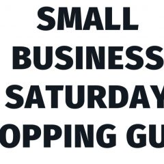 Small Business Saturday is happening along the Route 1 Corridor!