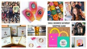 Guide to Small Business Saturday along the Route 1 Corridor