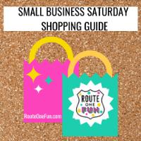 Small Business Saturday ad