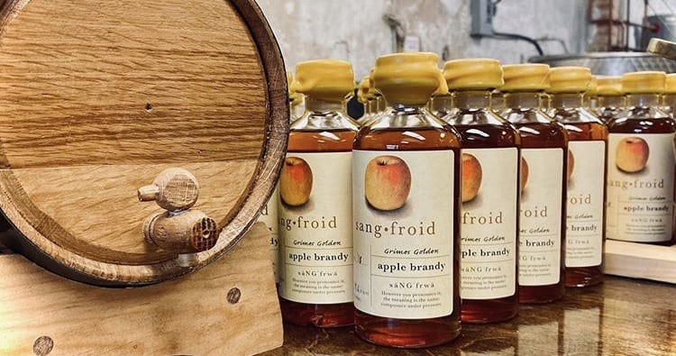 Hyattsville's Sang Froid Distilling soon serving cocktails!
