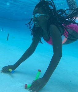 The Guppy Pond Swim Lessons
