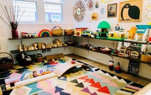 Curated Play Spaces of Hyattsville - get your toys (and life!) in order