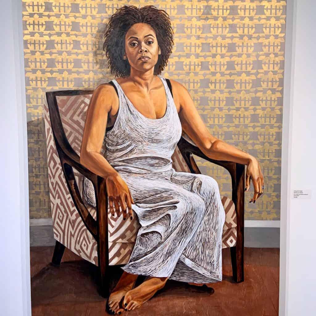 LaToya M. Hobbs' Portrait of a Mother