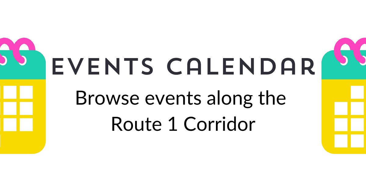 Route One Fun's got a new Events Calendar!