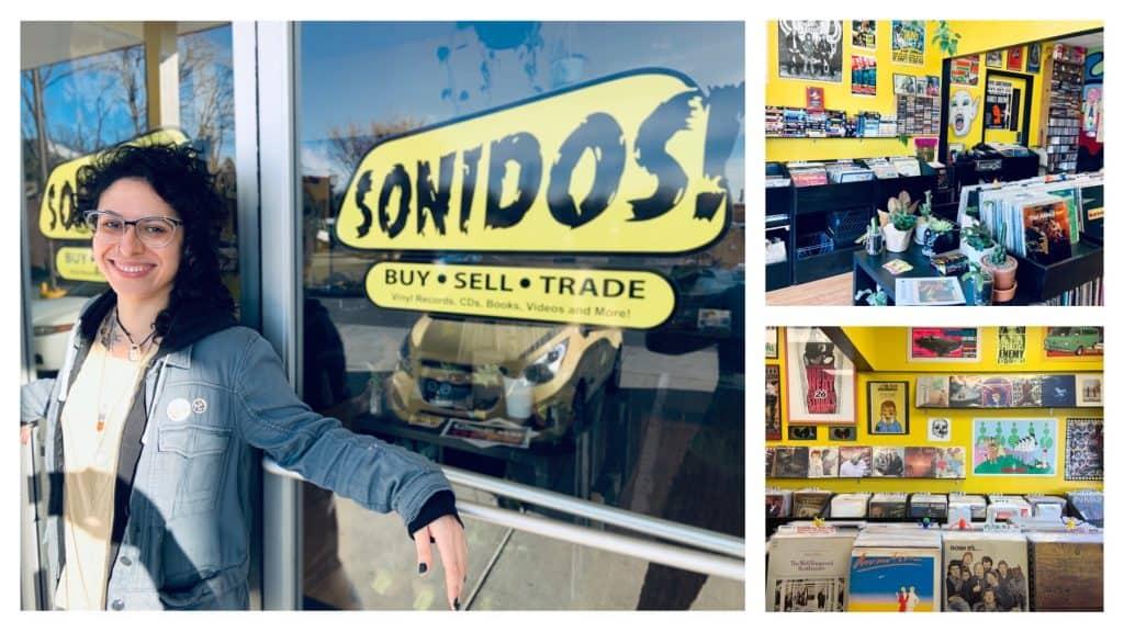 Sonidos Music Shop in Beltsville