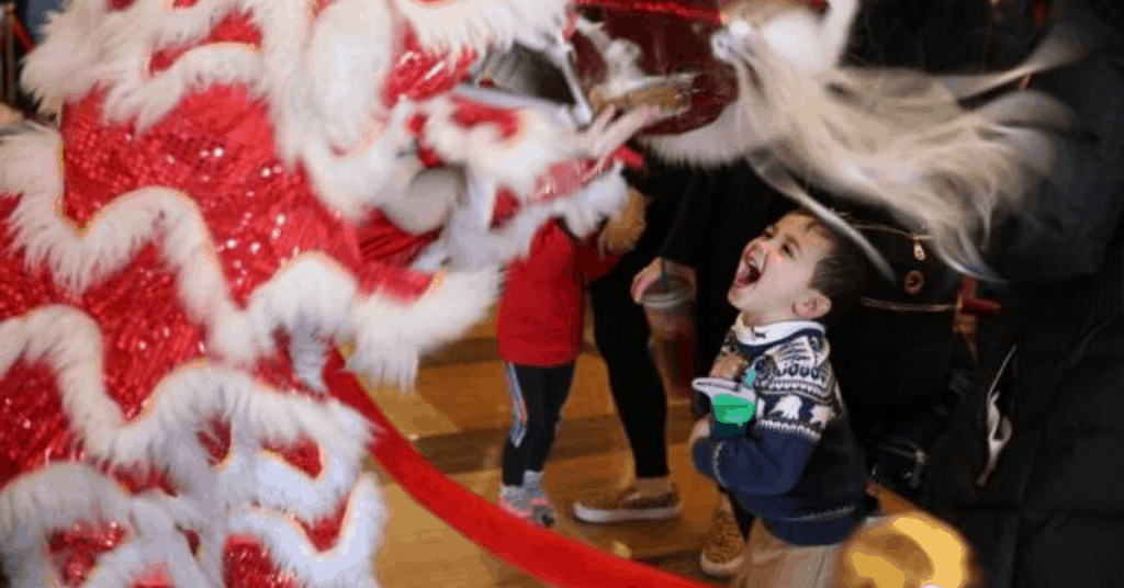 Kennedy Center Chinese New Year event for families