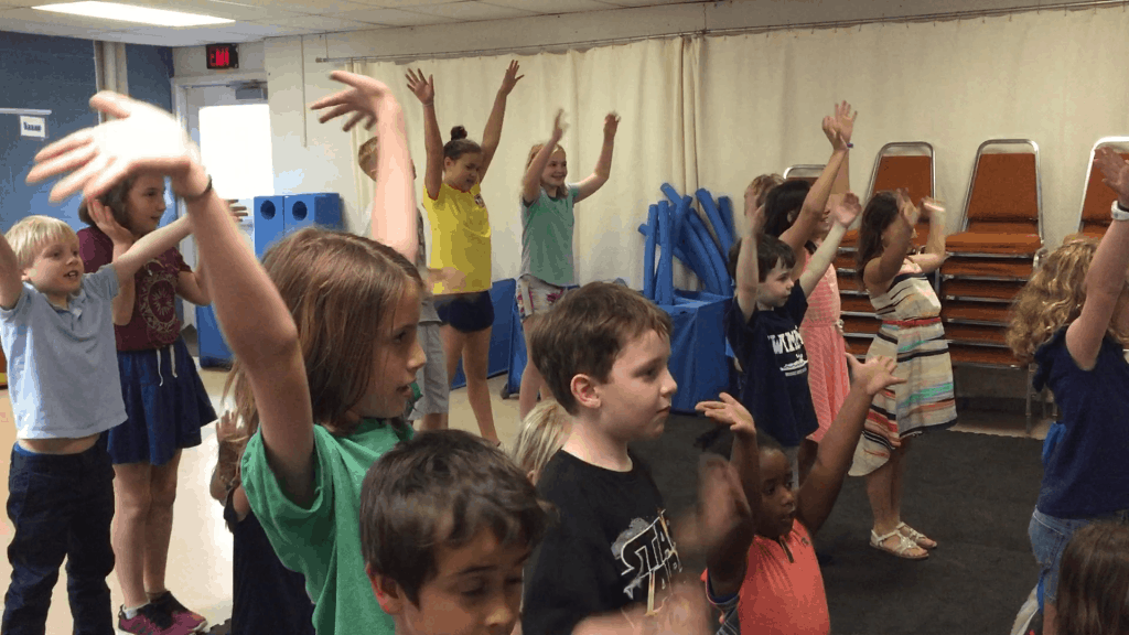 A peek inside auditions for Rock and Roll Revival